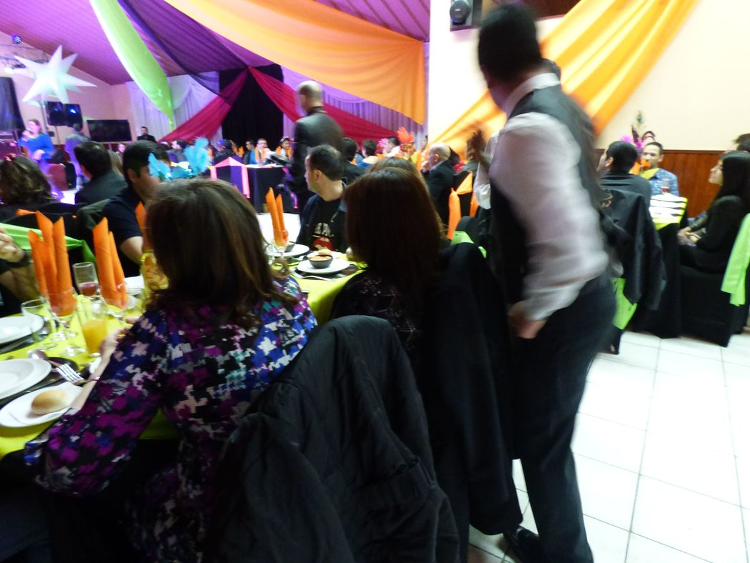 Banquetería Lubekana