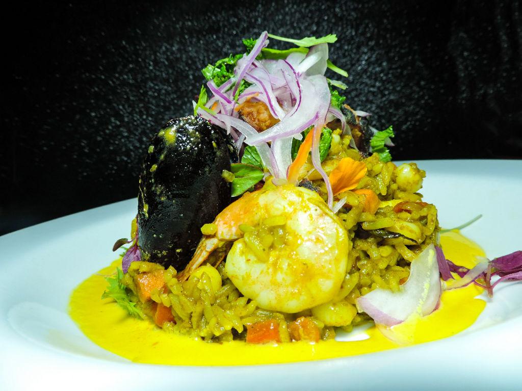 Restaurante Lima 1850