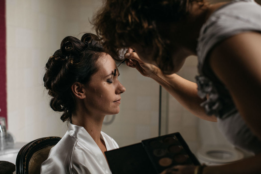 Judy Art of Make up
