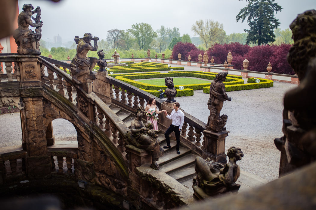 Love Story в Праге, Чехия