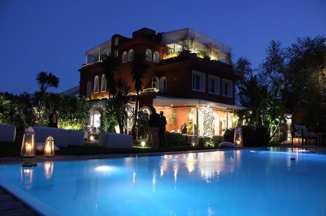 Villa Vittoria Posillipo