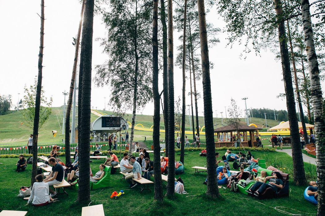 Курорт Охта Парк