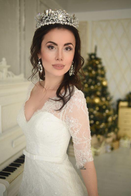 Стилист-визажист Евгения Захарова