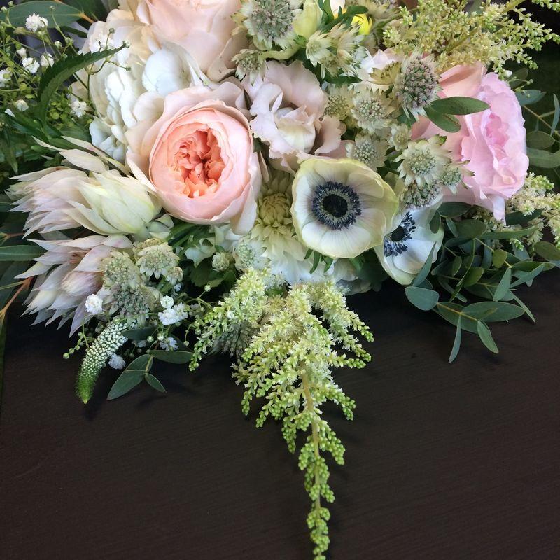Bouquet de mariée Emmanuelle Fabre