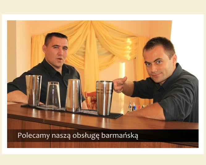 Barman weselny