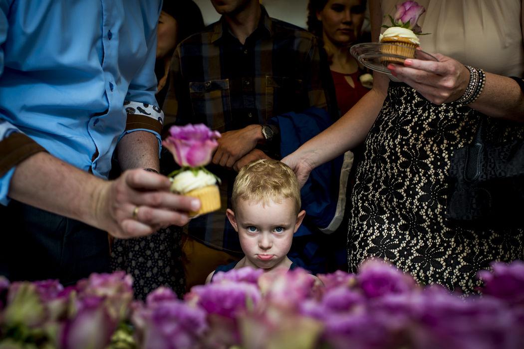 bruidstaart cupcakes