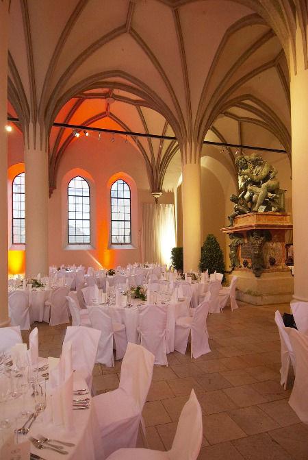 Beispiel: Für ein perfektes Hochzeitsbankett, Foto: Skyline Catering & Event's.