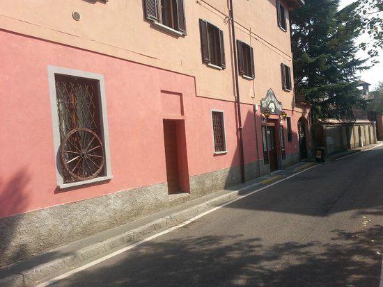 Antica trattoria Lampugnano