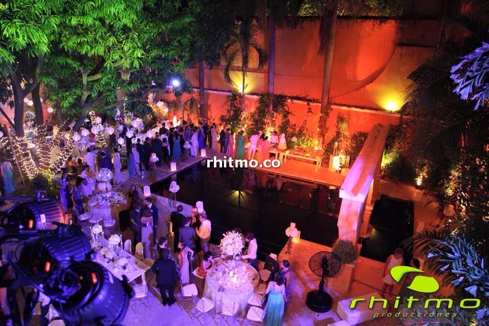 Rhitmo - Produccion Integral de Eventos
