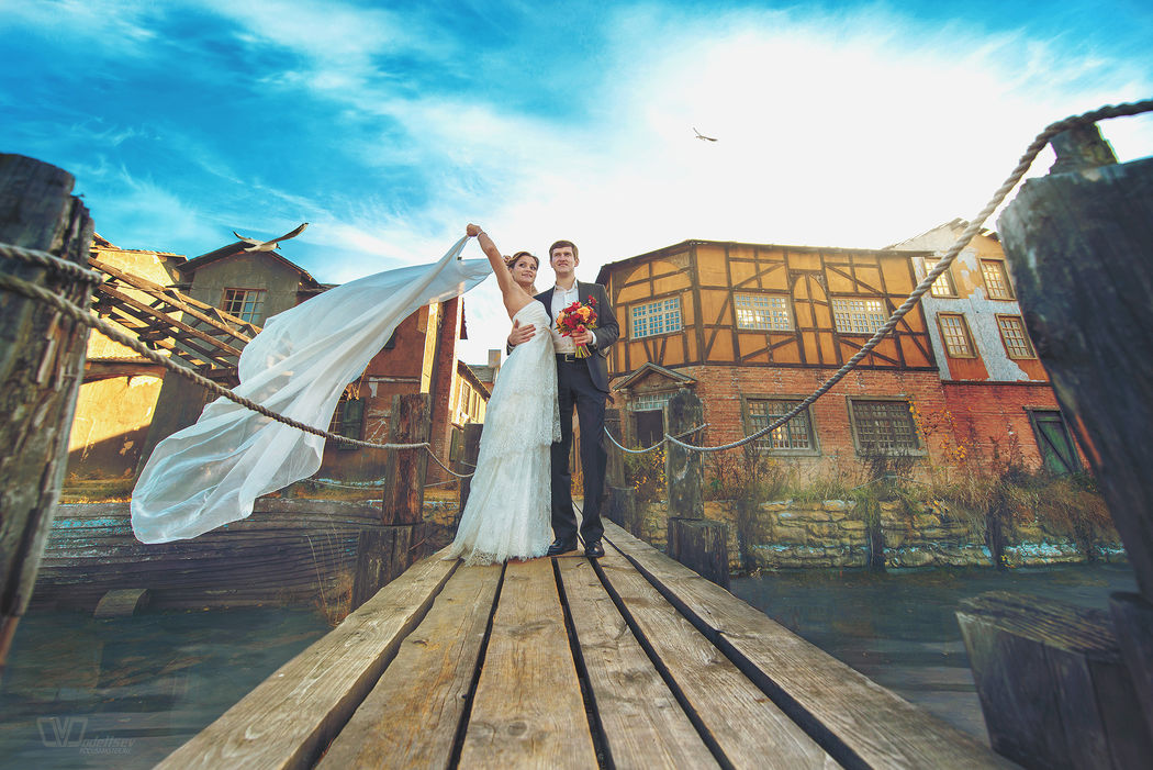 Свадебный фотограф Дмитрий Додельцев