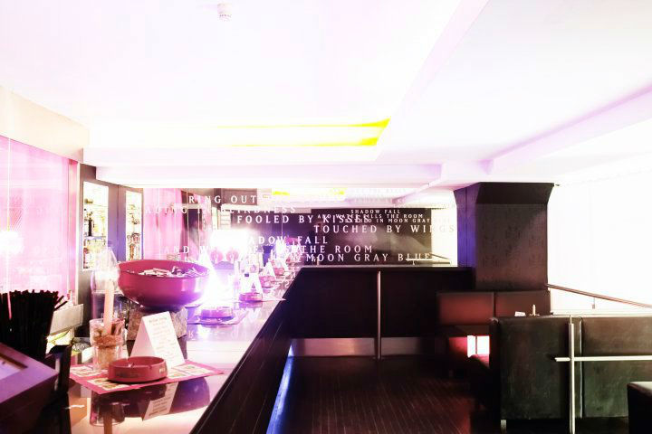 Beispiel: Bar, Foto: A-Lounge Berlin.