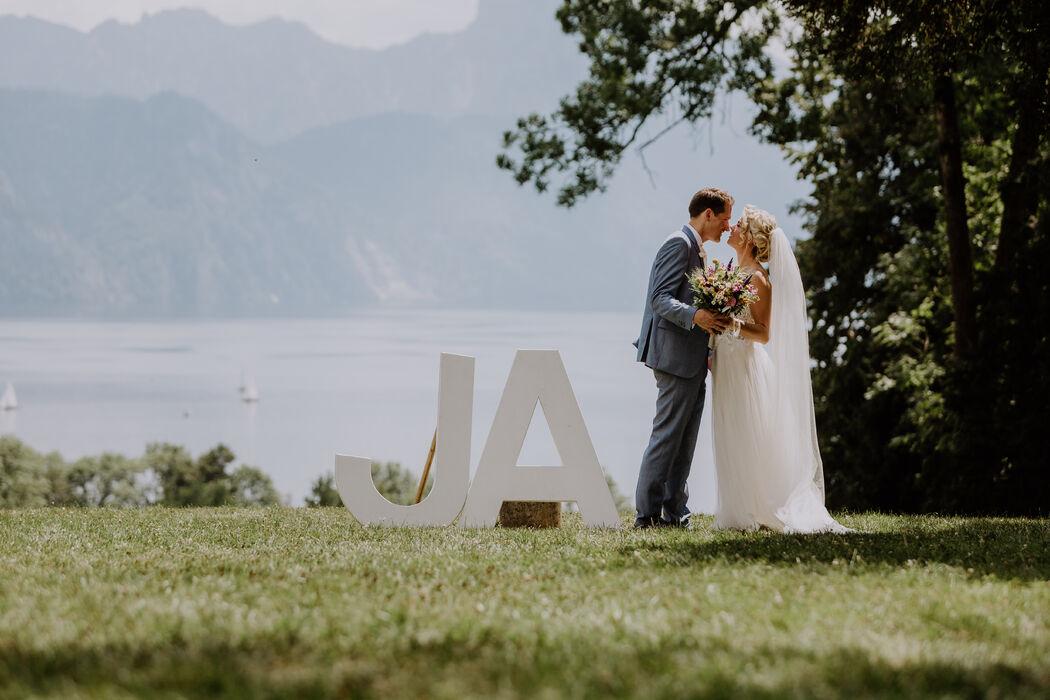 SagJa - Hochzeitsplanerin Gabi Socher