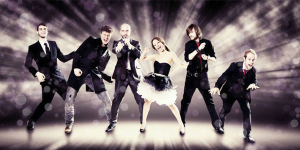 Beispiel: Partyband, Foto: Ree Cover.