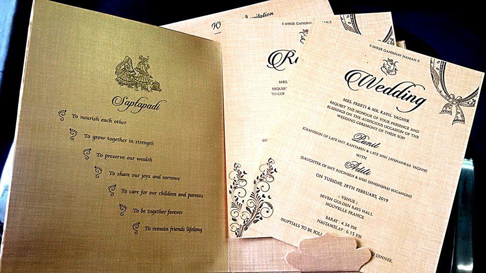 Dream Wedding Card