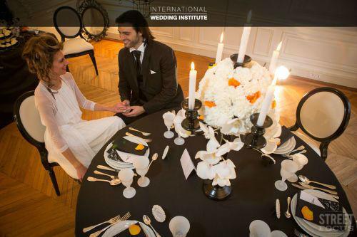 Beispiel: Hochzeitsplanung, Foto: International Wedding Institute.
