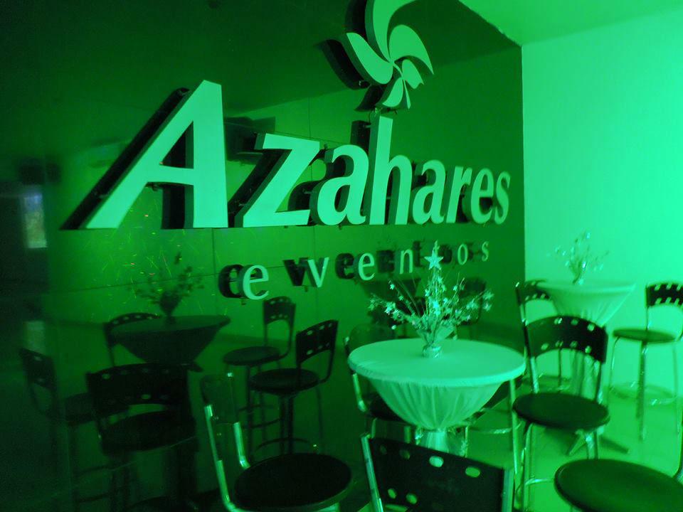 Los Azahares Salón de eventos