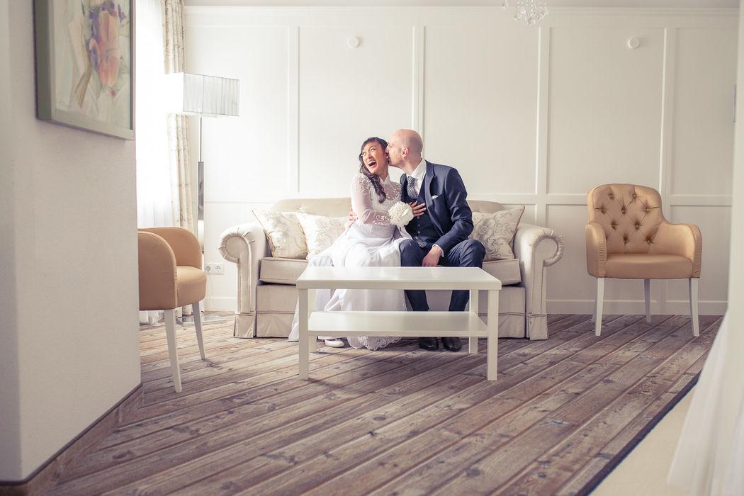 Hochzeit im Forsthaus Wörnbrunn