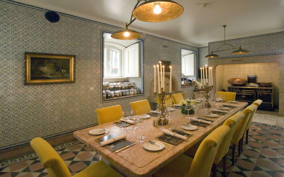 Cozinha Velha do Palácio