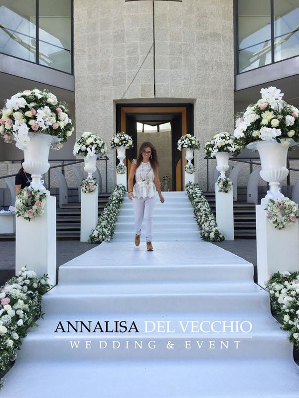 Annalisa del Vecchio wedding & event