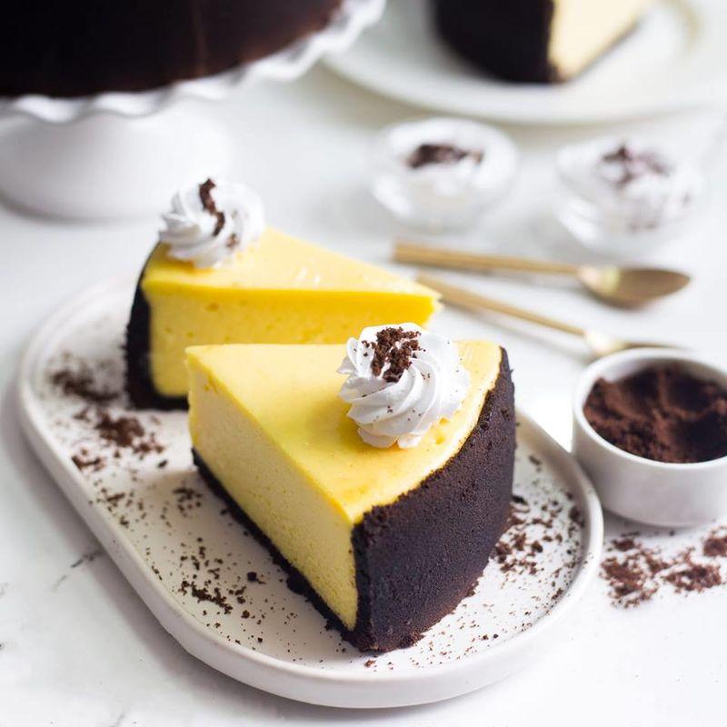 Love and Cheesecake
