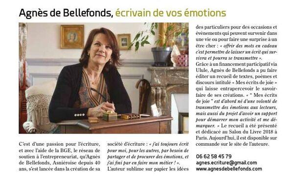 Agnès de Bellefonds
