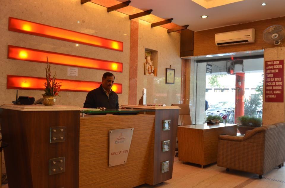 Hotel City Heart Residency