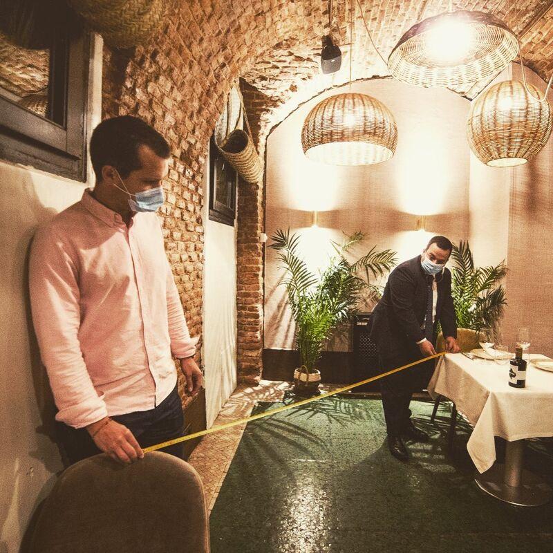 Arrabal Restaurante