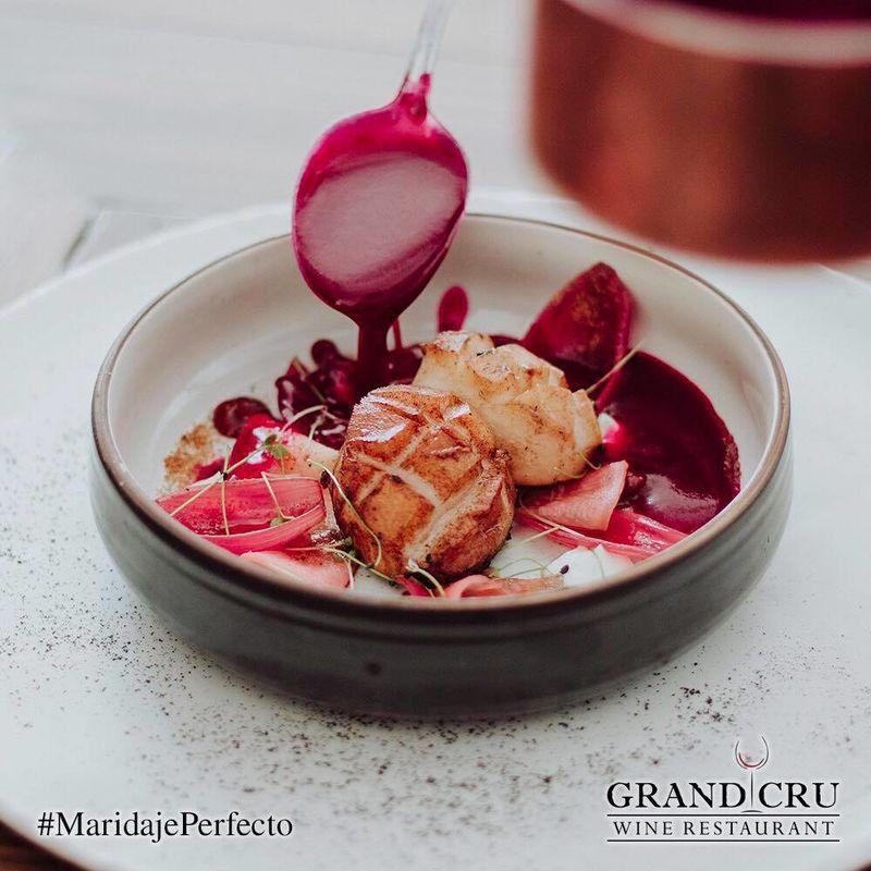 Grand Cru Wine Restaurant