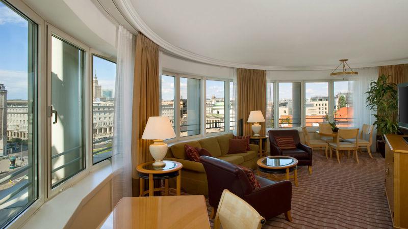 Hotel Sheraton Warsaw