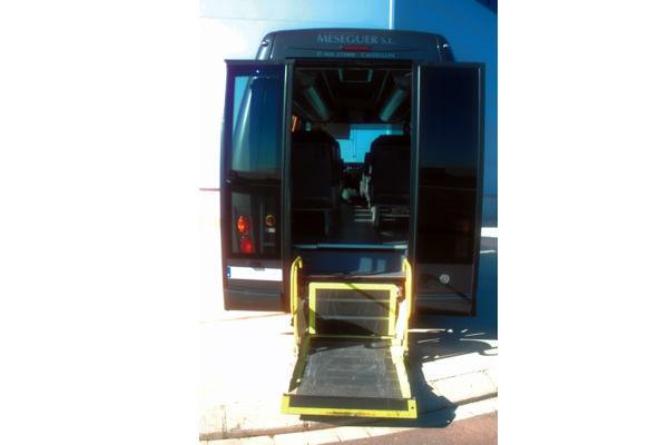 Microbús Adaptado