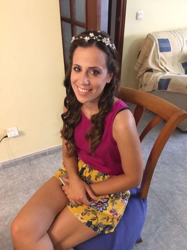 Pilar Martín Make Up