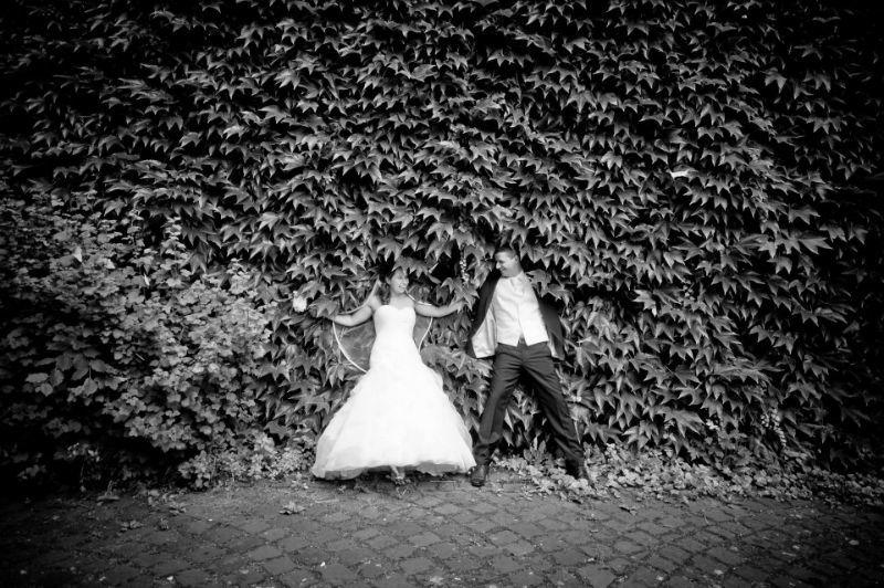 Beispiel: Portrait vom Brautpaar, Foto: Fotomanufaktur Wessel.