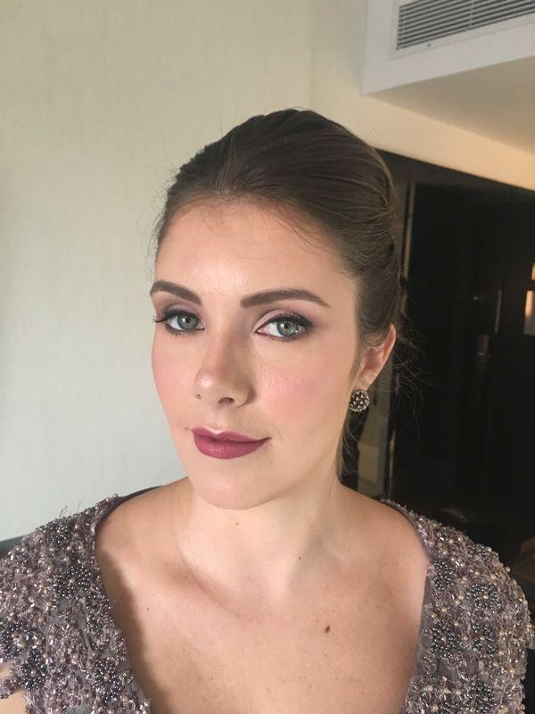 Débora Veloso Makeup