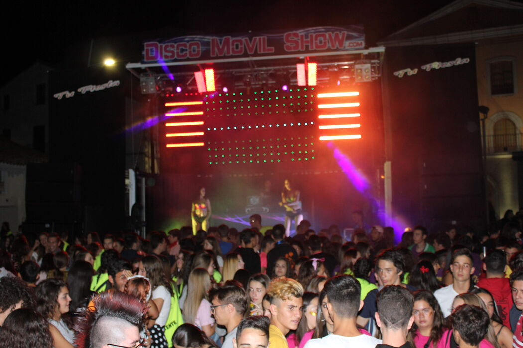 Disco Móvil Show