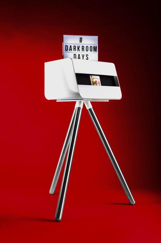 Darkroom Days Instagram Printer
