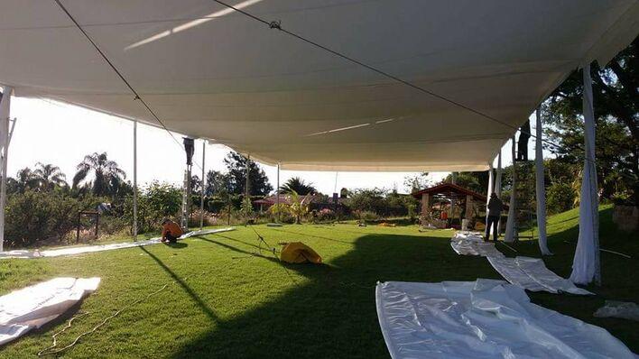 Terraza Jardín Campo Verde
