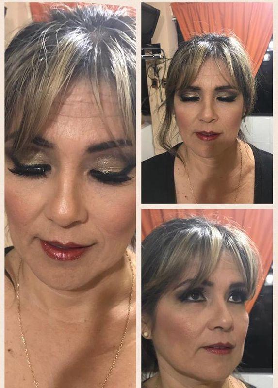 Sofia Ruiz-Make up Artist