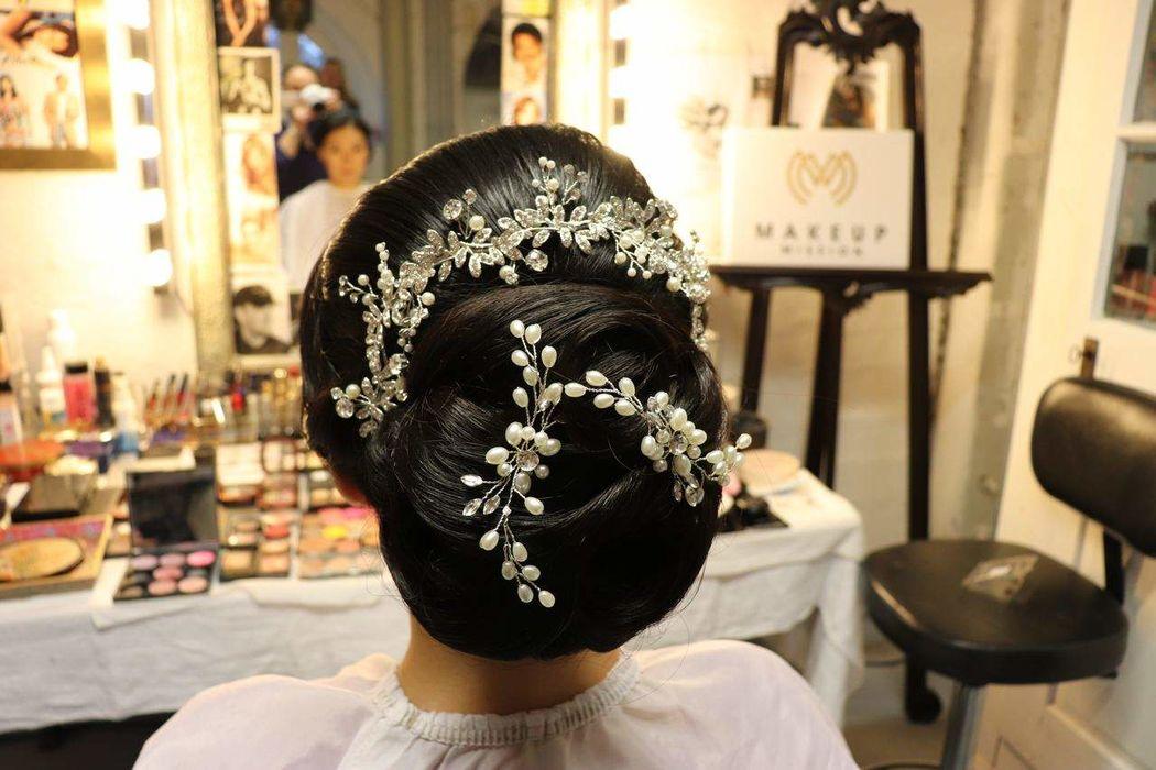 Makeup Mission - Elke Kim