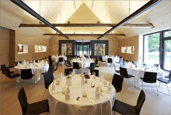 Kränholm - Restaurant, Scheune und Kunstcafé