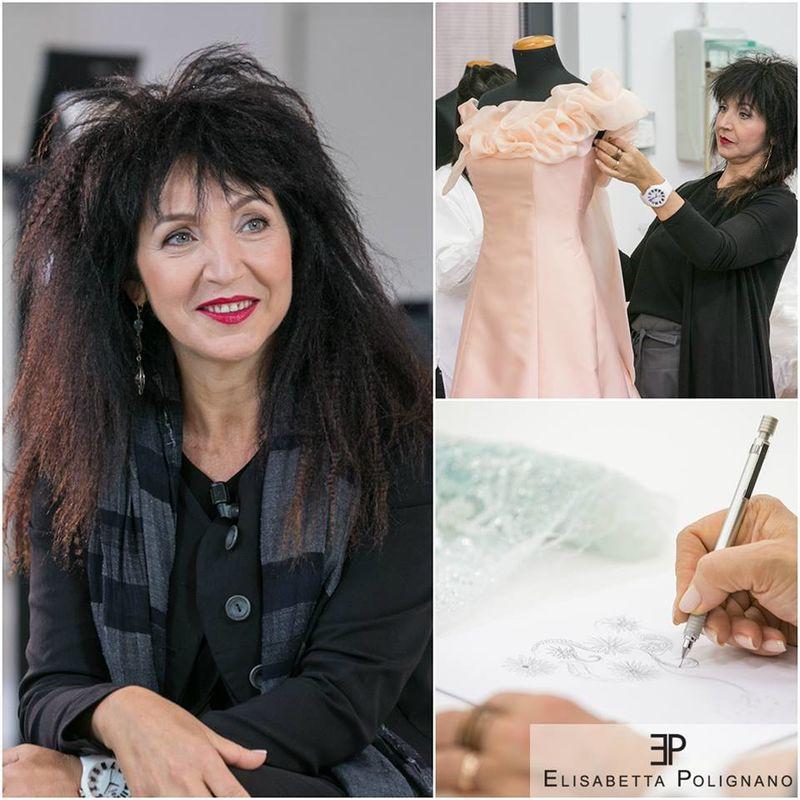 Stilista Elisabetta Polignano