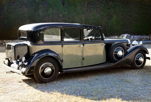 1934 Hispano Suiza K6