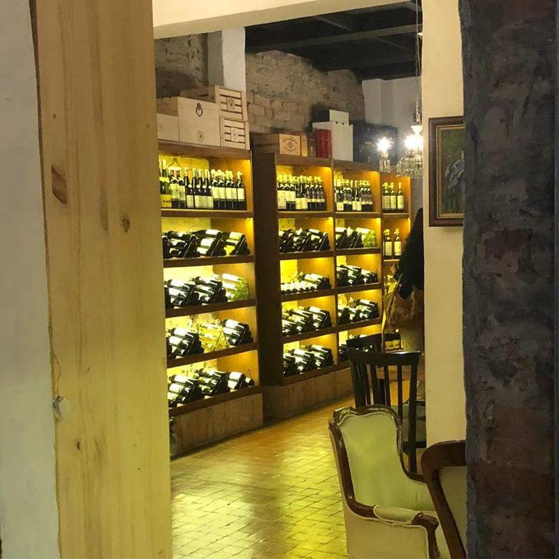 The Wine Store