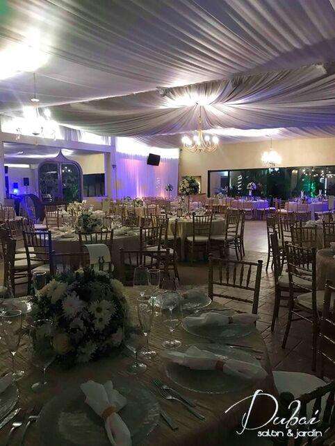 Salón de Eventos Dubai