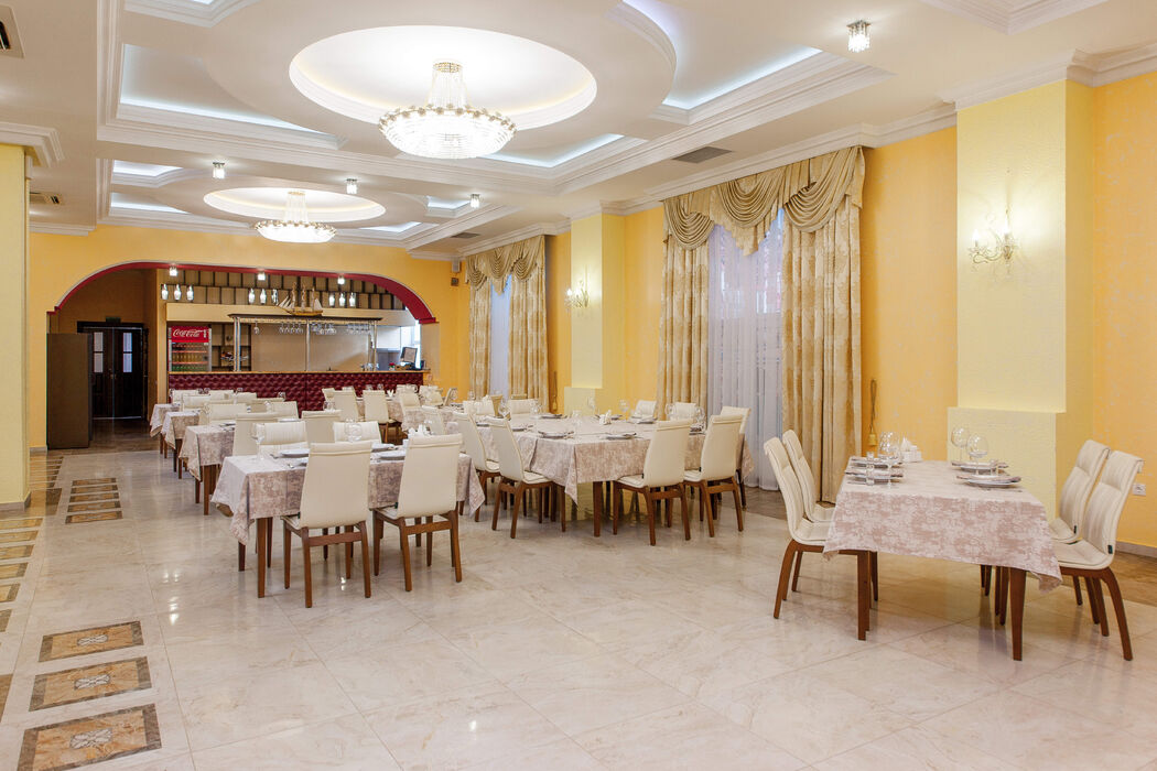 Ресторан SAN REMO отеля Vision