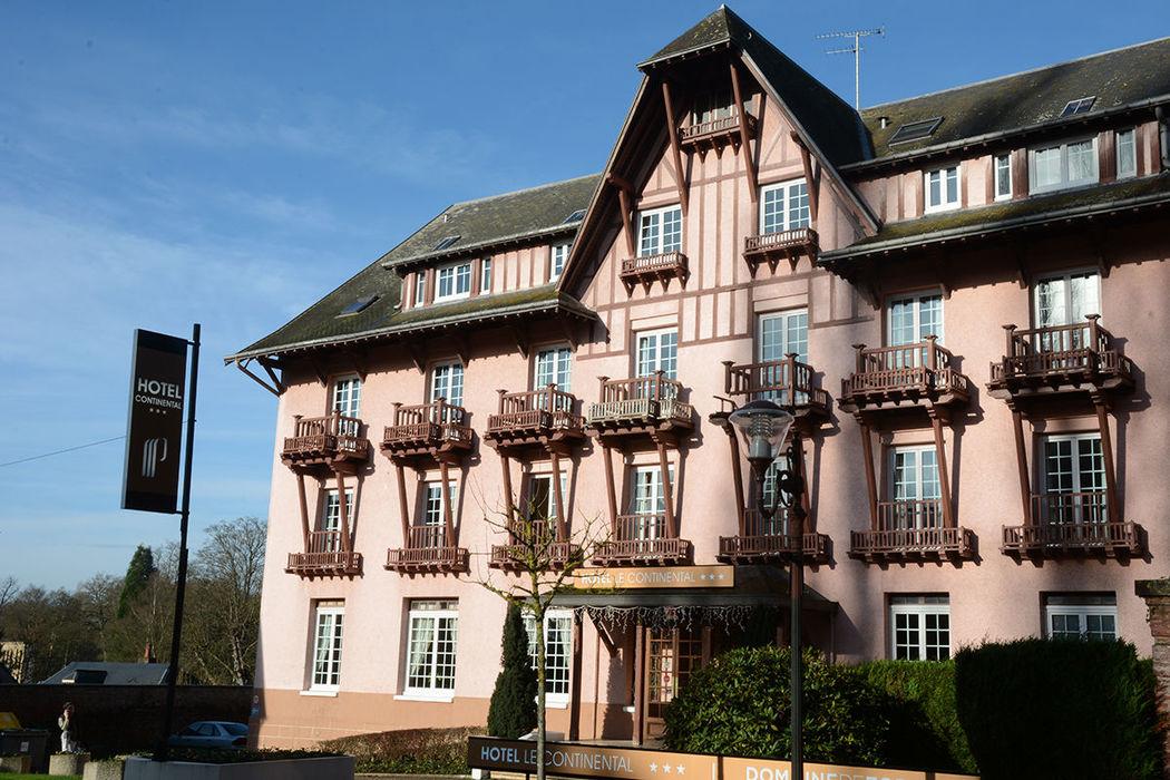 Le Continental Hôtel