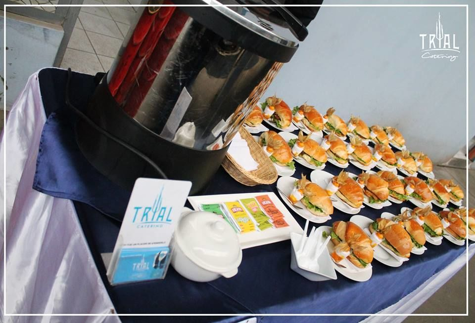 Trial Catering