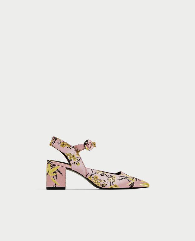 Zara - Zapatos Novia