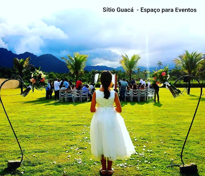Sítio Guacá - Espaço para Eventos