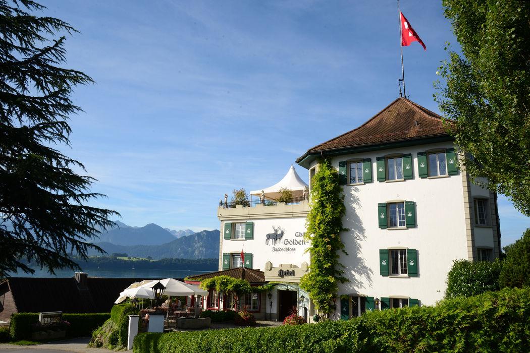 Hotel Jagd-Schloss ****Garni