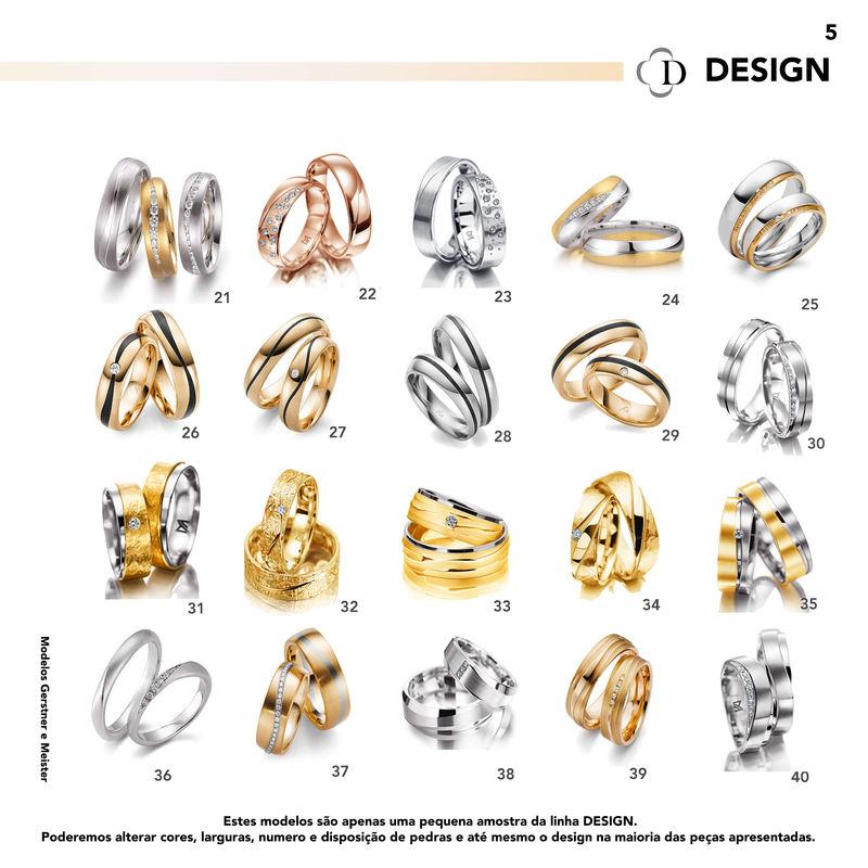 Alianças Design